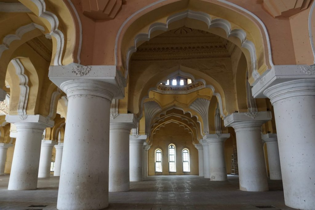 Thirumalai Nyaka Palace