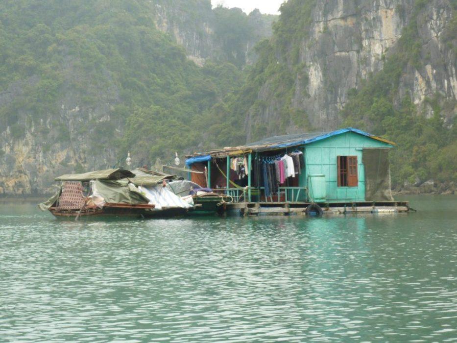 Halong Bay housing