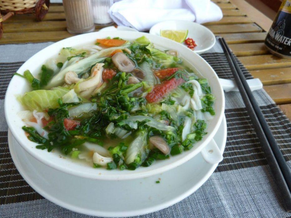 "Vietnamese ""pho"" soup"
