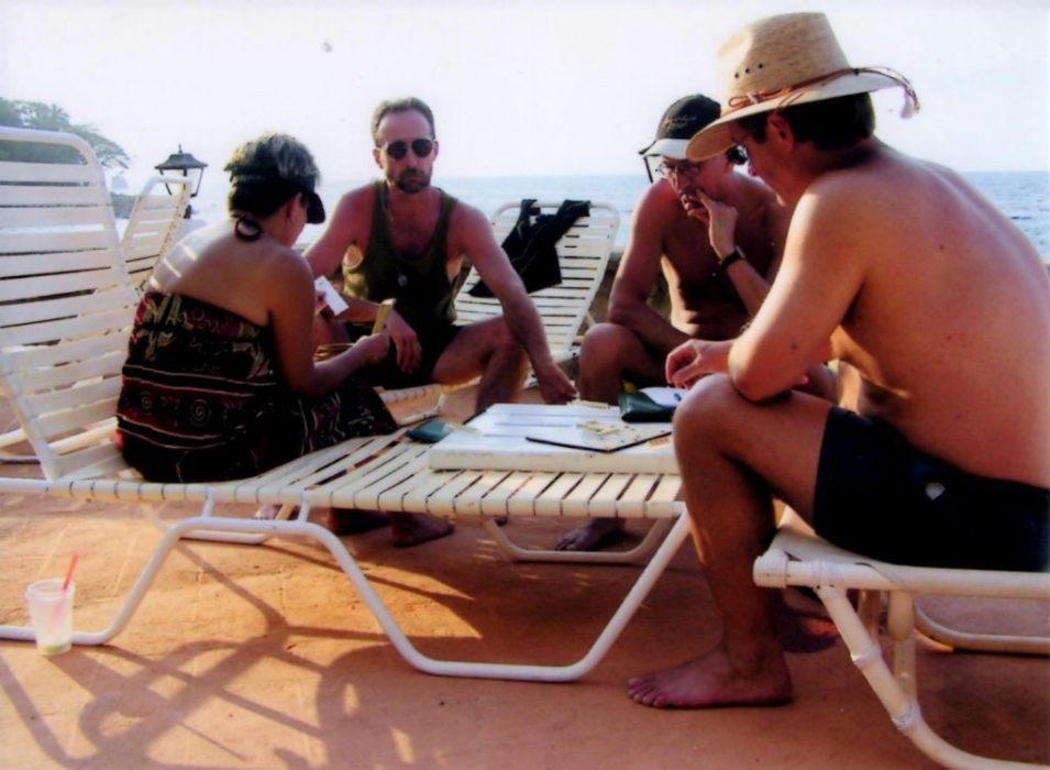 beach Scrabble