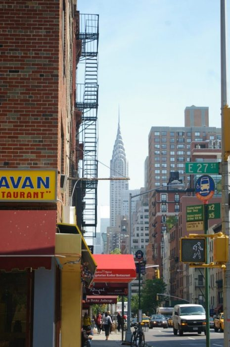 our NY 'hood