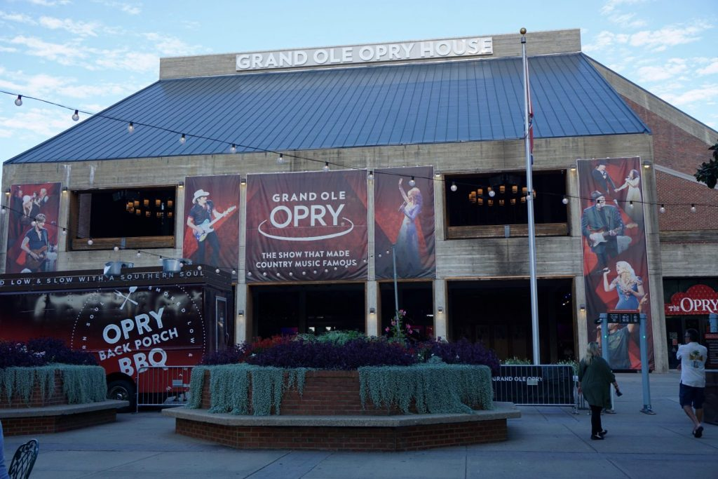 the Opry