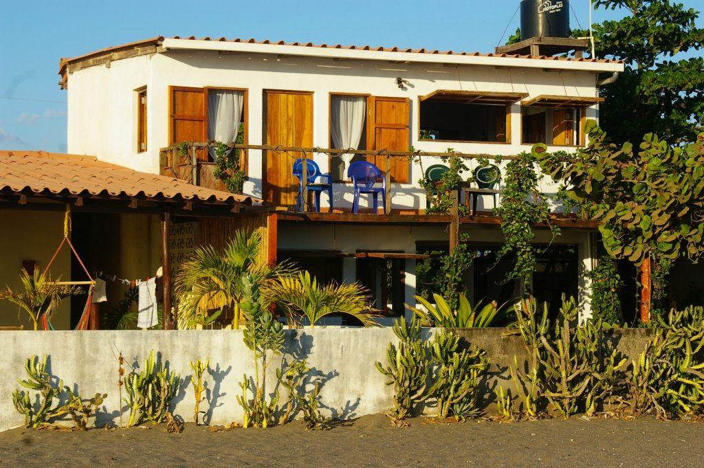 Steve & Lisa's beach house