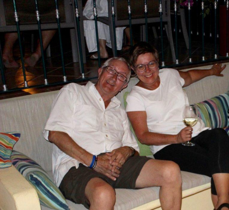 Donna & Ron