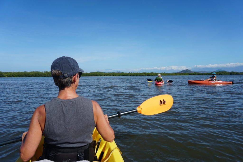Sunday morning kayak