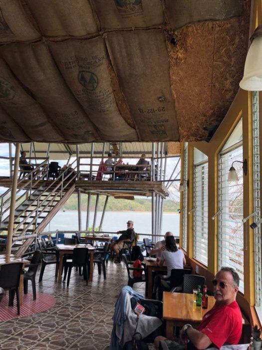 lunch on Boca Brava