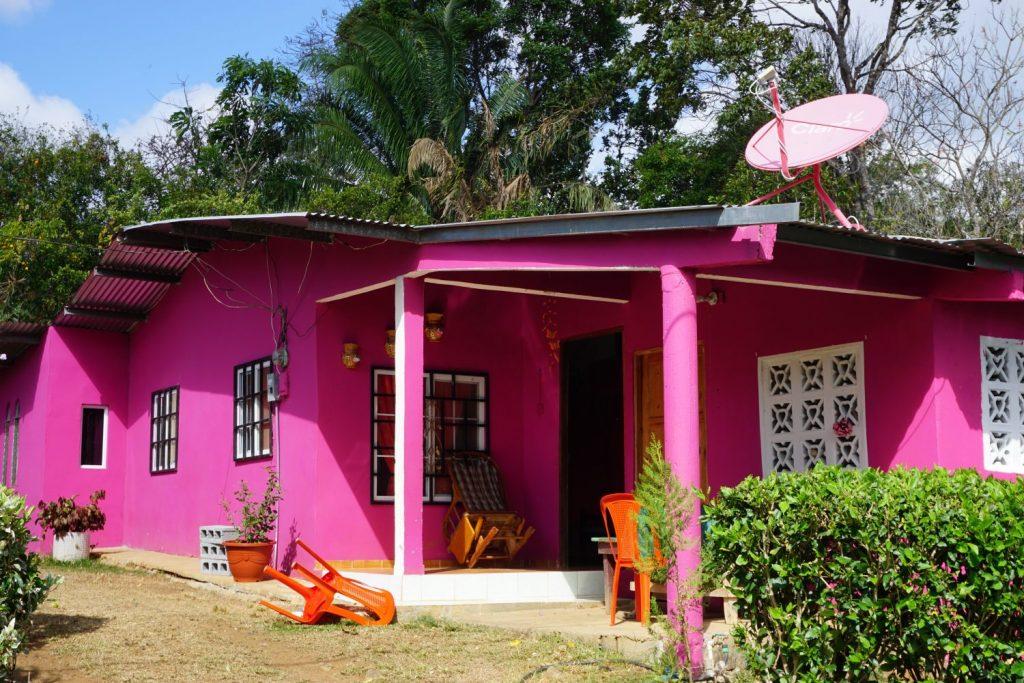 candy coloured casas
