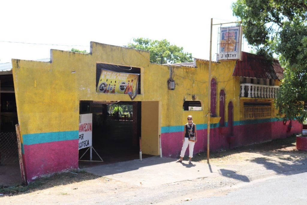Kathy's bar