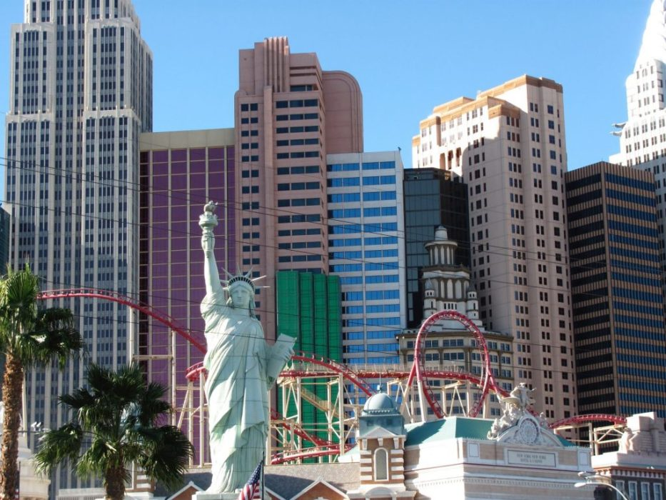 Vegas stop