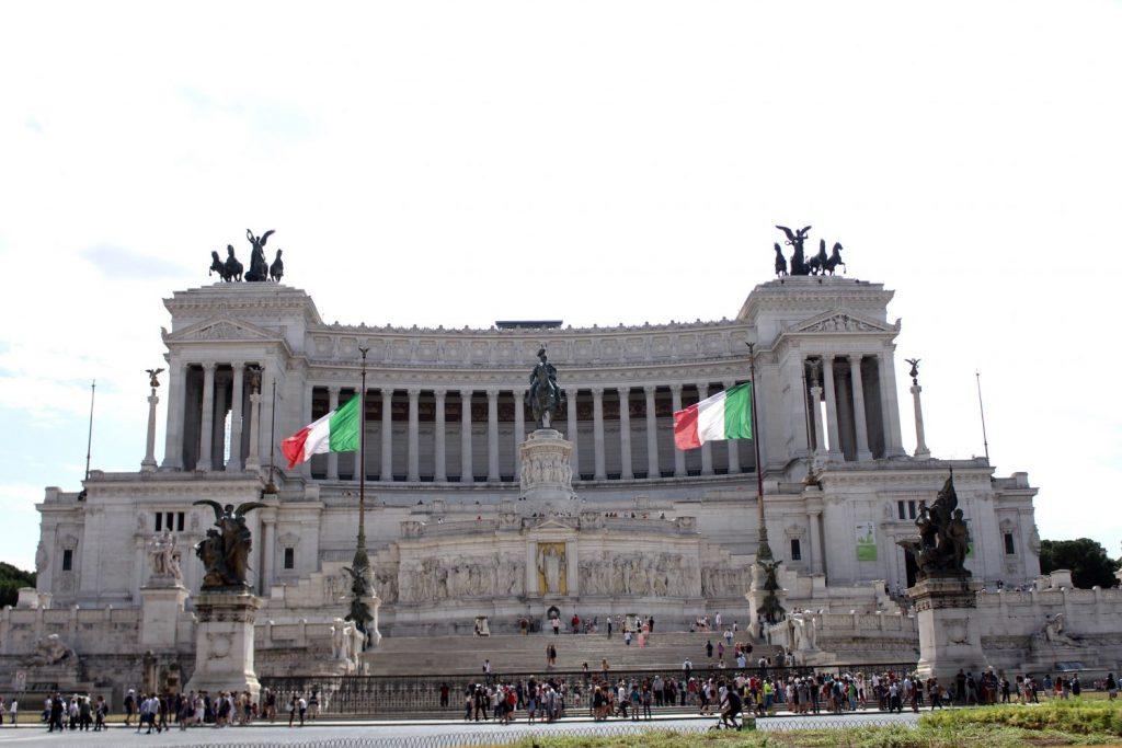 Vittorio Emmanuel memorial