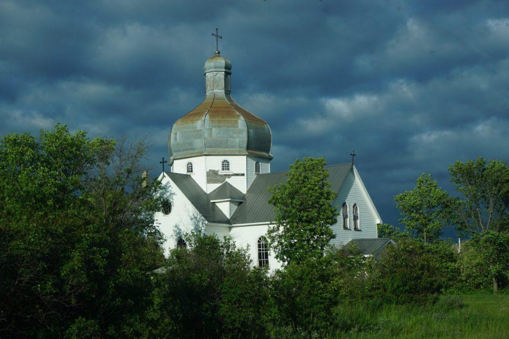Kelliher church