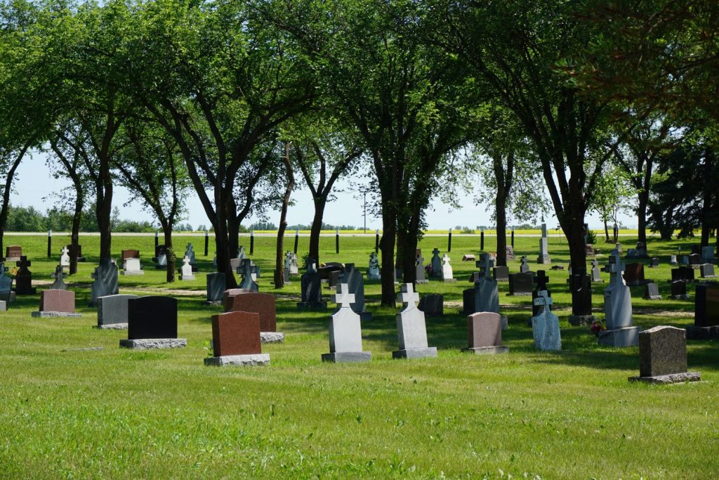 Kamsack cemetery