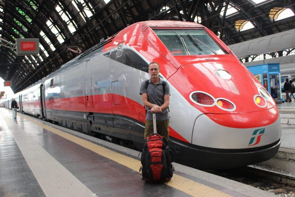 leaving Milan