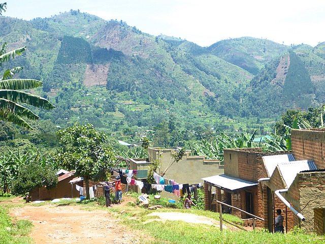 Buhoma village