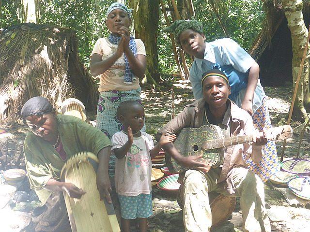 pygmies singing