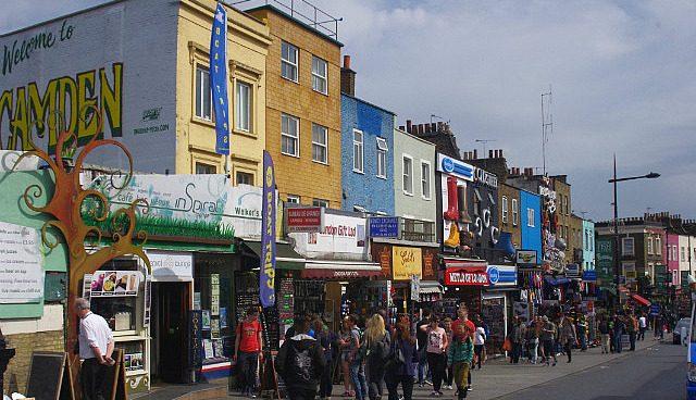 Camden high-street