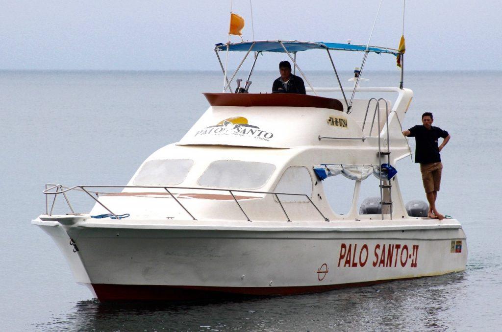Isla de la Plata excursion