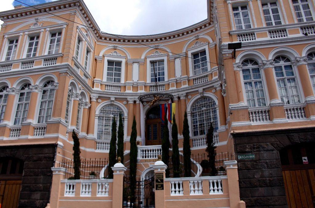 Hotel Mansion del Angel