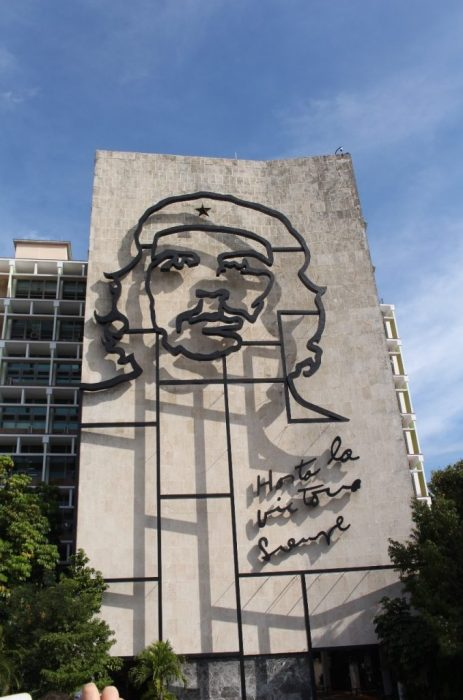 an Argentine physician and Cuban revolutionary, Che has become a left-wing poster boy