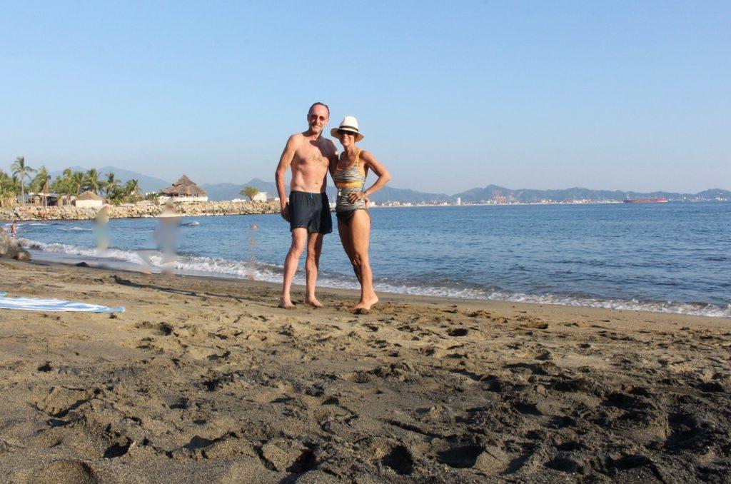 sur la playa