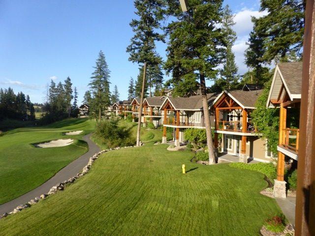 Predator Ridge cottages