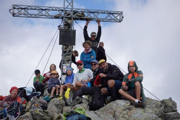 Gipfel Greifenstein