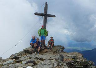 Gipfel Hochgolling