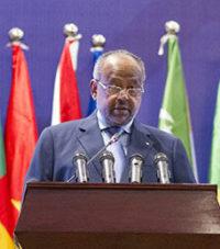 S.E. M. Ismail Omar Guelleh
