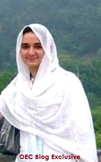 Munira Shaheen, a graduate of KIU makes to London School of Economics with full Scholarship