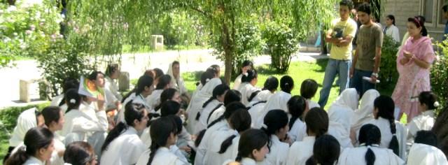 OEC Education Expo at AKHSS Hunza