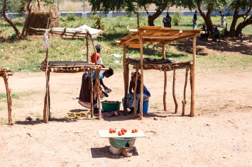 Services, informality and productivity in Africa