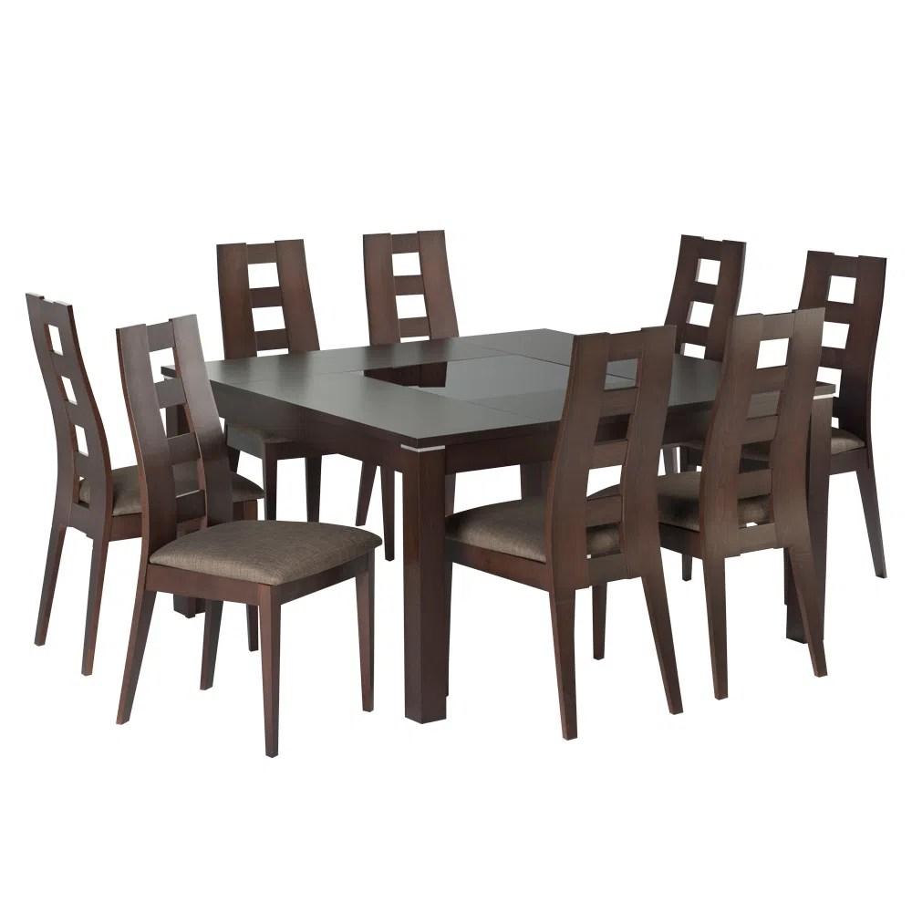 Comedores Bonitos De 8 Sillas   comedores de 8 sillas en muebles ...