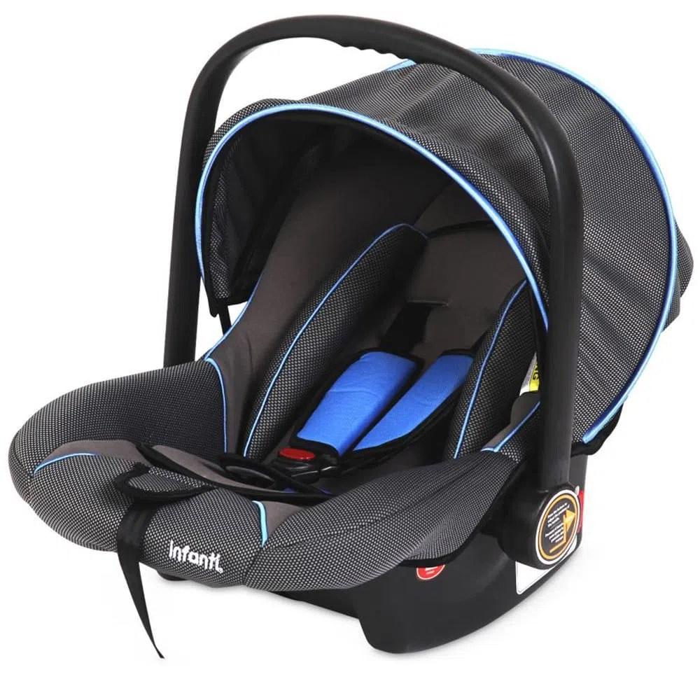 Infanti Silla de Auto Nido E240 Azul  Oechsle
