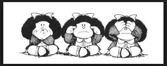 MafaldaNãoVerNãoOuvirNãoFalar