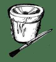 CHILDCARE-Paintpot