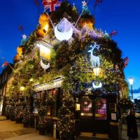 Closing time? A British pub, a pint, some tax and no cigarettes