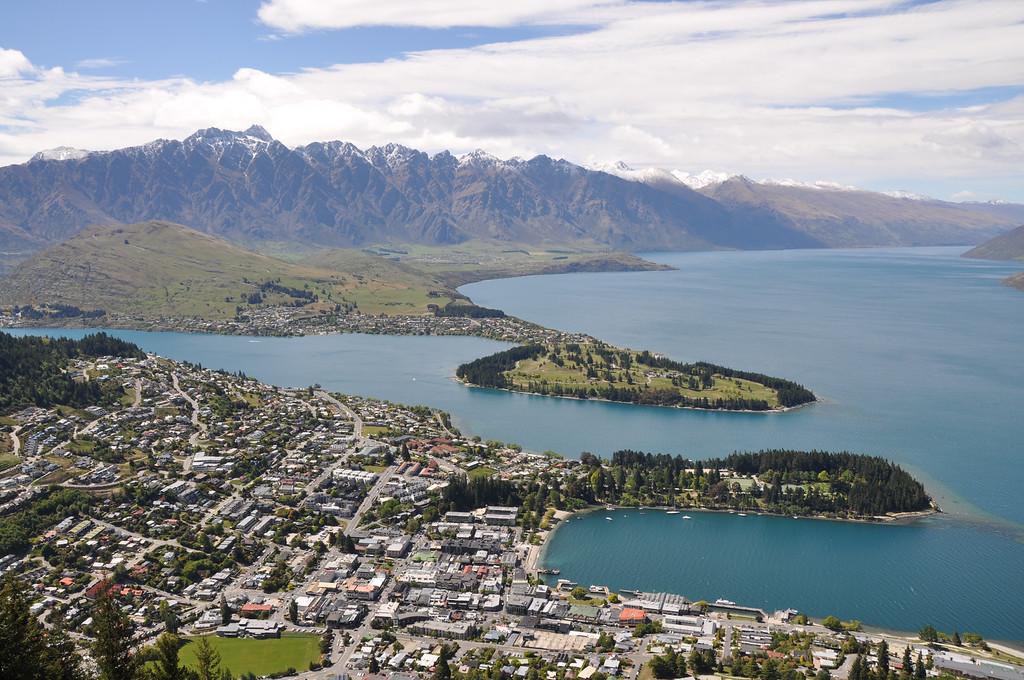 Skyline Queenstown, New Zealand