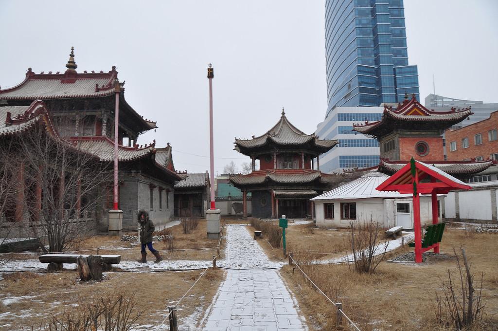 Choijin Lama Museum - Ulaan Baatar - Mongolia