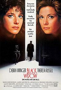 La Veuve Noire Film 2017 : veuve, noire, Veuve, Noire, (1987), Rafelson, L'Oeil, L'écran