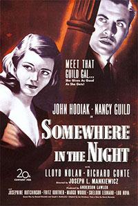Quelque Part Dans La Nuit : quelque, Quelque, (1946), Joseph, Mankiewicz, L'Oeil, 'écran