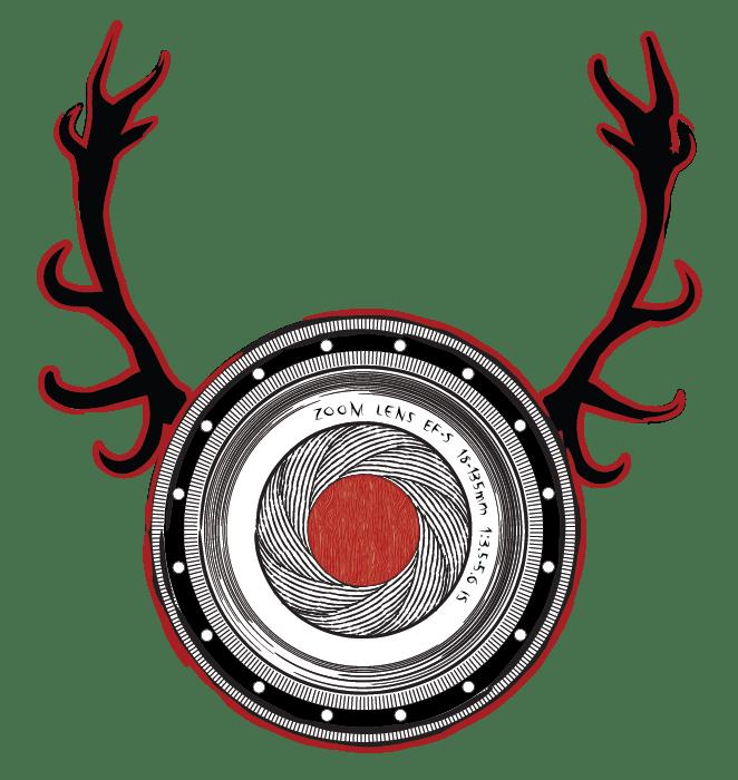 logo oeil du caribou
