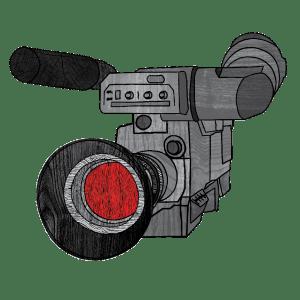 caméra du caribou : services communication et audiovisuels