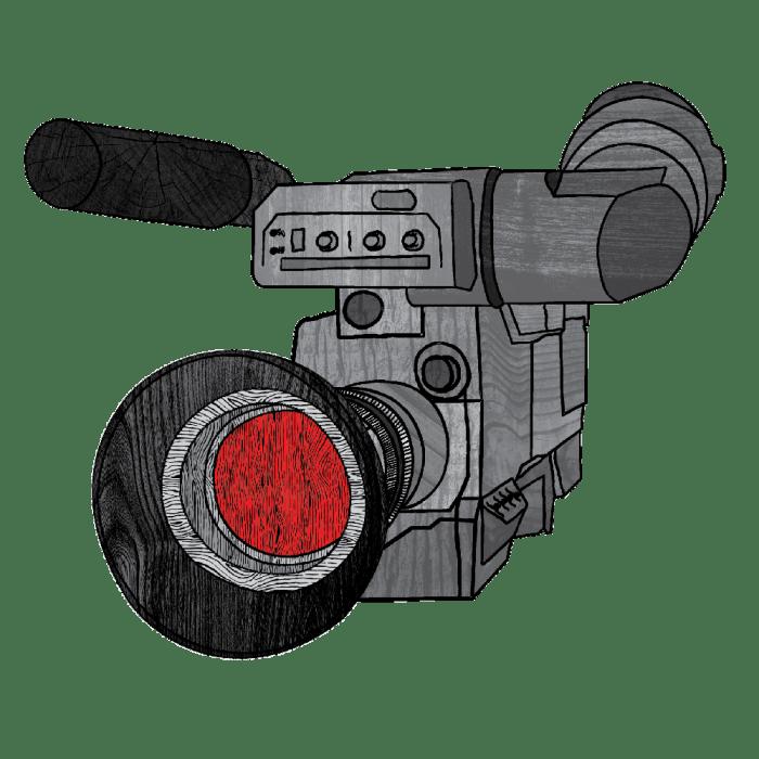 caméra du caribou, services audiovisuels