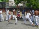 Capoeira dans les rues de Sao Paulo