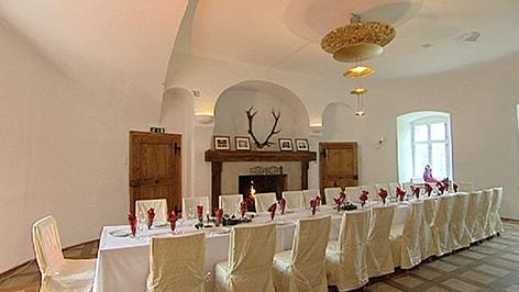 Heiraten im Schloss Kohfidisch  Burgenland heute