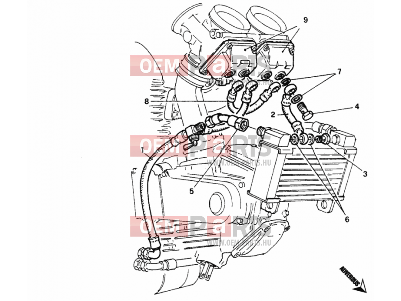 Ducati Monster 900 FLOAT CHAMBER HEATING » UNCLASSIFIED