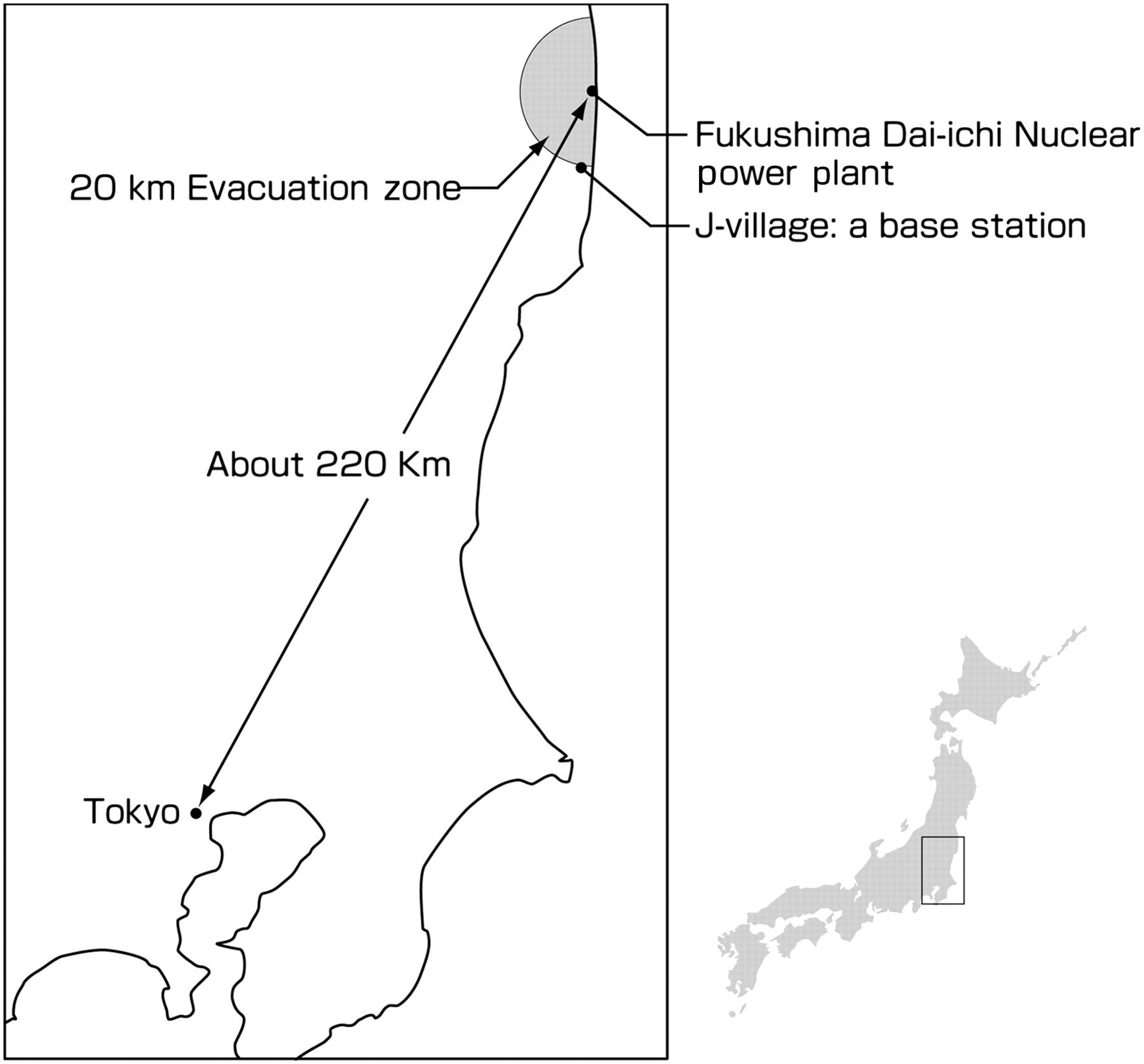 Emergency Response Technical Work At Fukushima Dai Ichi