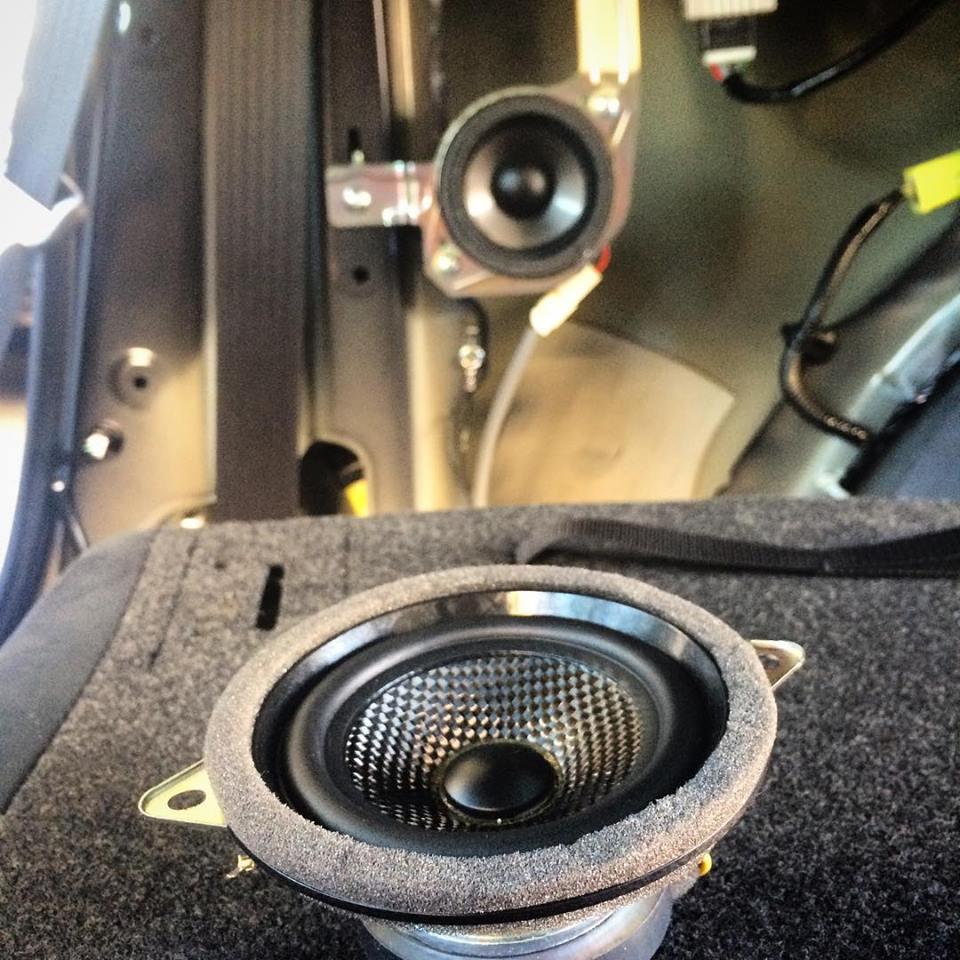 hight resolution of rear 4 speaker