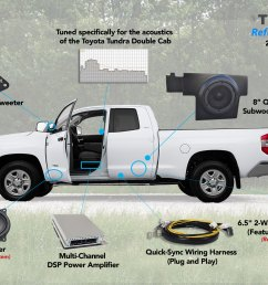 tundra double cab oem audio plus st oem audio plus 2008 toyota  [ 1600 x 1140 Pixel ]