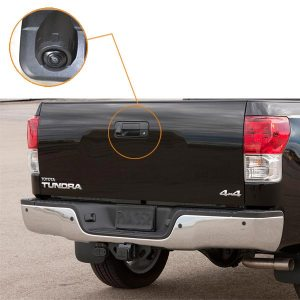 Toyota Tundra Backup Camera & Replacement Rear View Mirror